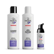 NIOXIN 3-part Coffret System Kit 6 for Chemically Treated Hair with Progressed Thinning