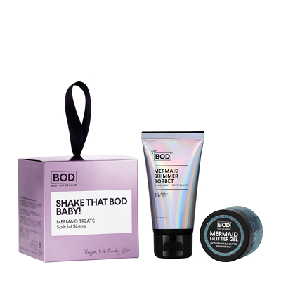 BOD Shake That BOD Mermaid Treats 2 x 50ml