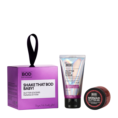 BOD Shake That BOD Glitter Goodies 2 x 50ml