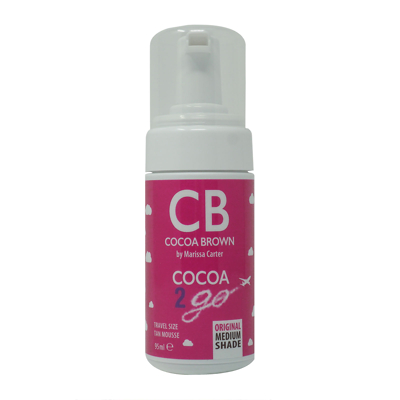 Cocoa Brown by Marissa Carter Travel Size 1 Hour Original 95ml - Medium