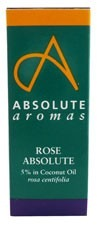 Absolute Aromas Rose Absolute Pure Essential Oil 10ml