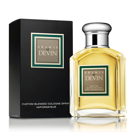 Aramis Devin Custom Blended Cologne Spray 100ml - Cologne Gifts