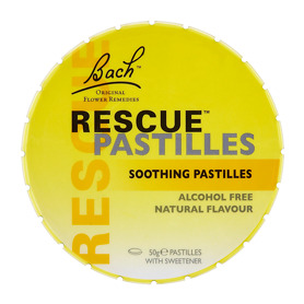 Bach Rescue Remedy Soothing Pastilles 50g