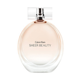 Calvin Klein Sheer Beauty Eau De Toilette Spray 100ml