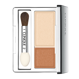 Clinique All About Shadow Duos 2.2g Like Mink