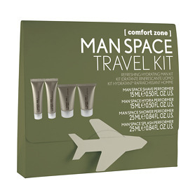 Comfort Zone Man Space Travel Kit - Space Gifts