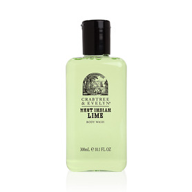 Crabtree & Evelyn for Men - West Indian Lime Body Wash 300ml