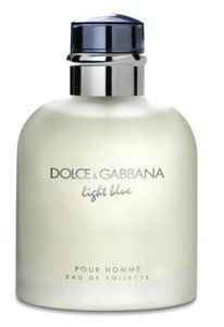 DOLCE & GABBANA Light Blue Pour Homme Eau De Toilette Spray 75ml