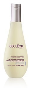 DECLÉOR Aroma Cleanse Bain Relaxant Relaxing Shower and Bath Gel 250ml - Relaxing Gifts