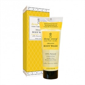 Deep Steep Grapefruit - Bergamot Organic Body Wash 237ml