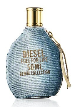 Diesel Fuel for Life Denim Femme Eau De Toilette Spray 50ml
