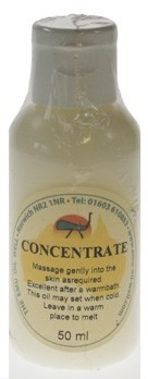 Emu Oil Well Concentrate 50ml