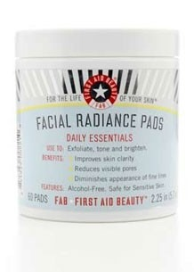 First Aid Beauty Facial Radiance Pads x60