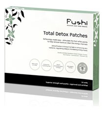 Fushi Total Detox Patches 10 Units