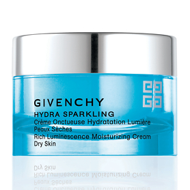 GIVENCHY Hydra Sparkling Rich Luminescence Moisturizing Cream for Dry Skin 50ml - Givenchy Gifts