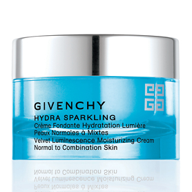 GIVENCHY Hydra Sparkling Velvet Luminescence Moisturizing Cream for Normal to Combination Skin 50ml - Givenchy Gifts