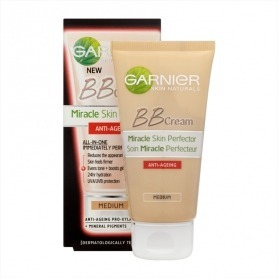 Garnier Miracle Skin Perfector Anti-Ageing B.B. Cream - Medium 50ml