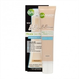 Garnier Miracle Skin Perfector Oil Free B.B. Cream - Medium 40ml