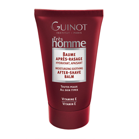 Guinot Très Homme Baume Après-Rasage Moisturising Soothing After-Shave Balm 75ml - Aftershave Gifts
