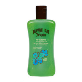 Hawaiian Tropic After Sun Cooling Aloe Gel 200ml -