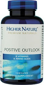Higher Nature Positive Out Look 30 Capsules