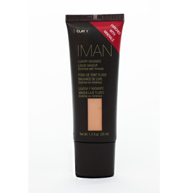 IMAN Luxury Radiance Liquid Makeup - Clay 30ml 3
