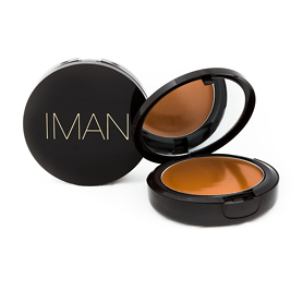 IMAN Second to None Cream to Powder Foundation - Earth 8.5g 2