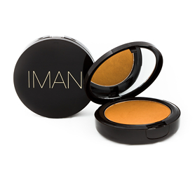 IMAN Second to None Luminous Foundation - Earth 10g 4