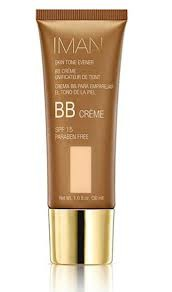 IMAN Skin Tone Evener BB Creme SPF 15 30ml