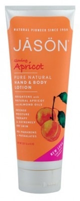 JASON Glowing Apricot Pure Natural Hand & Body Lotion 227g