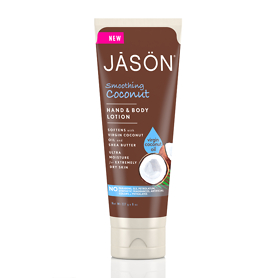 JASON Smoothing Coconut Hand & Body Lotion 227g - Coconut Gifts