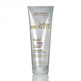 John Frieda Brilliant Brunette Liquid Shine Illuminating Shampoo for