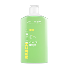 John Frieda Beach Blonde Cool Dip Purifying Shampoo 250ml