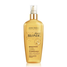 John Frieda Sheer Blonde Brightening Oil Elixir 100ml