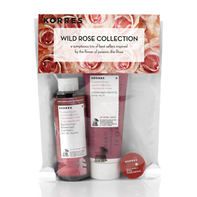 Korres Wild Rose Collection