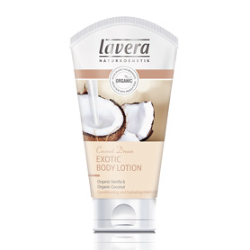 Lavera Organic Coconut Dream Exotic Body Lotion 150ml