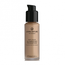 Living Nature Soft Lights - Illuminating Foundation 30ml - Makeup Gifts