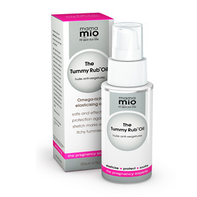 Mama Mio The Tummy Rub Oil 120ml