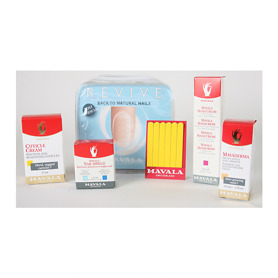 Mavala Revive Back to Natural Nail Care Kit