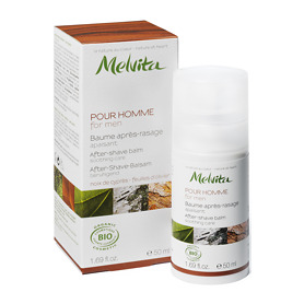Melvita for Men After-Shave Balm 50ml - Aftershave Gifts