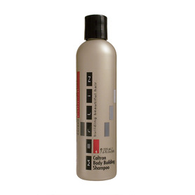 Merlin Professional Level 4 Caltron Body Building Daily Body Support Power Shampoo 300ml - Merlin Gifts