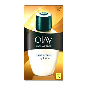 Olay Anti-Wrinkle Mature Skin Day Lotion SPF 15 100ml