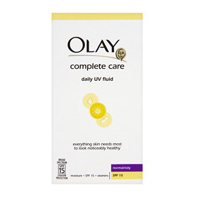 Olay Complete Care Day UV Fluid SPF15 - Normal/Oily 200ml