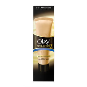Olay Total Effects 7-in-1 Anti-Ageing Moisturiser + Anti-Blemish 50ml