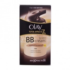 Olay Total Effects Touch of Foundation BB Day Moisturiser SPF15 - Fair