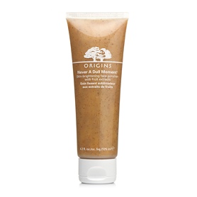 Origins Never A Dull Moment Skin-Brightening Face Polisher with Fruit
