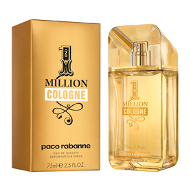 Paco Rabanne 1 Million Cologne Eau De Toilette Spray - Cologne Gifts