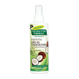 Palmer's Coconut Oil Formula Strengthening Leave in Conditioner 250ml - Coconut Gifts