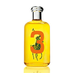 Ralph Lauren Big Pony Yellow No.3 Eau De Toilette For Her 50ml