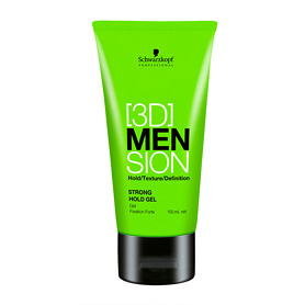 Schwarzkopf Professional [3D]MENSION Strong Hold Gel 150ml